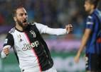 """""""Napoli"""" turpina neuzvarēt, """"Juve"""" bez Ronaldo atspēlējas un uzvar """"Atalanta"""""""