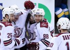 ''Dinamo'' centīsies revanšēties ''Severstal'' par sakāvi septembrī
