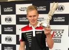 Ots Tanaks ceturto reizi pēc kārtas kļūst par gada pilotu WRC rallijā