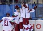 Voris atstāj Dāniju sausā, Latvijas U20 izlase sāk ar svarīgu uzvaru
