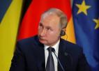 Putinam aizdomas par politisku lēmumu, Lasickene kritizē Krievijas sporta vadību