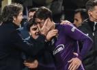 """Milānas """"Inter"""" zaudē A sērijas līderes godu, debitē 18 gadus vecs Igaunijas pussargs"""