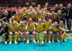 Video: Aizraujošā finālspēlē par pasaules čempionēm kļūst Zviedrijas florbolistes
