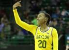 """Skaiti, skaiti, turpini skaitīt! """"Baylor"""" spēlētāja sasniedz NCAA rekordu tālmetienos"""