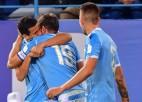 """""""Lazio"""" Saūda Arābijā izrauj uzvaru pār """"Juventus"""" un izcīna Itālijas Superkausu"""