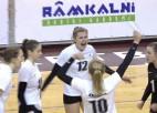 """Video: """"Rīgas Volejbola skola"""" pirmo reizi izcīna Latvijas kausu"""