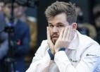 Titulētais Kārlsens kļūst par pasaules čempionu ātrajā šahā