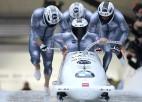 Nedēļas nogali Laplaņā noslēgs bobsleja četrinieki