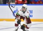 17 gados Latvijas izlasē debitējušais Vītoliņš dodas uz USHL