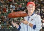 Bārtija pirmoreiz uzvar dzimtenē Austrālijā notikušā turnīrā