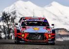 WRC čempions Ots Tanaks atsakās startēt ar pirmo numuru