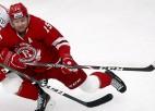 """""""Vityaz"""" aizsargam Jeržābekam piecu spēļu diskvalifikācija"""