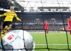 """Holanns turpina bombardēt un iesit vēl divus vārtus, uzvara arī """"Bayern"""""""