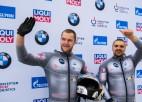Latvieši Siguldā turpina dominēt - uzvar arī Ķibermanis, Bērziņam karjeras rekords