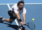 Gulbim pēc sezonas lielākā krituma ATP rangā 224. vieta