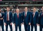 """Rīgas """"Dinamo"""" neturpinās sadarbību ar treneriem"""
