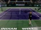 Pirms paša sākuma atceļ prestižo Indianvelsas tenisa turnīru