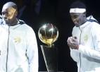 NBA plāno sezonu noslēgt ar īpaša turnīra aizvadīšanu Lasvegasā