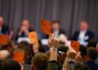 LFF varētu pilnveidot statūtus un vēlēšanu procedūru padarīt konkrētāku