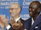 """NBA komisārs atklāj, kā pierunāja Džordanu veidot video arhīvu par """"Bulls"""" sezonu"""
