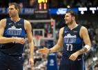 """Kjūbans tic Dončiča izcilībai un kļūšanai par """"Mavericks"""" visu laiku labāko spēlētāju"""