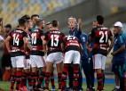 """Dienvidamerikas čempione """"Flamengo"""" vērienīgās pārbaudēs atklāj 38 saslimušos"""