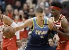 """Medijs: """"Mavericks"""", """"Rockets"""" un """"76ers"""" lielākās iespējas pārsteigt saīsināta """"play-off"""" gadījumā"""