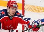 CSKA piedāvājis Šalunovam trīsreiz mazāku līgumu, hokejists grib uz Ziemeļameriku