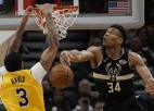 NBA algu griestu izmaiņas varētu ietekmēt Adetokunbo un Deivisa nākamās komandas izvēli