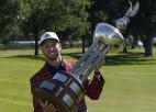 Pirmais PGA turnīrs pēc trīs mēnešu pārtraukuma beidzas ar pārspēli un Bergera uzvaru