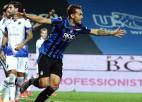 """""""Atalanta"""" uzvar un apsteidz """"Inter"""", """"Napoli"""" pārspēj """"Genoa"""""""