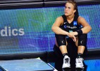 WNBA jaunā zvaigzne Jonesku gūst traumu