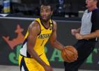 NBA pasniegs balvas labākajiem spēlētājiem Orlando burbulī