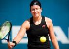 Sezonas pirmais WTA turnīrs ar Sevastovu, bet bez Ostapenko