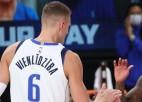 """Porziņģis un Dončičs cīnīsies par iniciatīvu pret """"Clippers"""""""