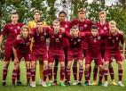 Latvijas U17 izlase Baltijas kausa izcīņu iesāk ar igauņu sagraušanu