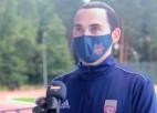 """Video: Tarasovs: """"Par izlases jauno vadību pirmais iespaids pozitīvs"""""""