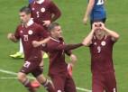 Video: Regžam kārtējais vārtu guvums, Latvijas U21 izlasei kārtējais neizšķirts