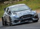 Baumanis ''Neste World RX of Rīga'' posmā startēs ar elektrisko ''Ford Fiesta ERX''
