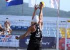 Fokerots un Ābelītis iekļūst Eiropas U18 čempionātā ceturtdaļfinālā