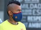 """Vidals ieradies Milānā, lai parakstītu līgumu ar """"Inter"""""""