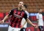 """Ibrahīmovičs un """"Milan"""" sezonu sāk ražīgi"""