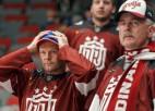 """Rīgas """"Dinamo"""" saņem tehnisko zaudējumu par šovakar neaizvadīto spēli"""