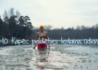 Video: #10 ''VeseLīga'': ''Kāpēc Es peldos ledainā ūdenī?''