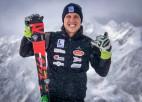 Zvejnieks sasniedz sezonas rekordu FIS punktos slalomā