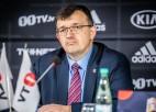 Kazakevičs paliek Latvijas izlases galvenā trenera amatā