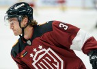 ''Dinamo'' leģionārs Lipons atzīts par KHL nedēļas labāko uzbrucēju