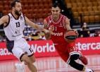 Klaiberns – CSKA varonis Stambulā, Eirolīga turpmāk nepiešķirs tehniskos zaudējumus