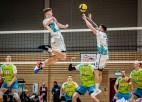 Jēkabpilī šovakar otrā Latvijas volejbola klasika, tiešraide Sportacentrs.com TV