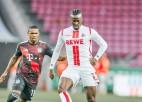 Arokodares ''Koln'' šokē ''Borussia'', ''Bayern'' uzvar Štutgartē